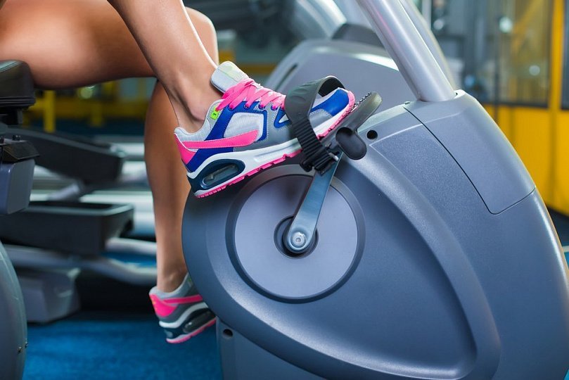 Cycling: an intense fitness slimming