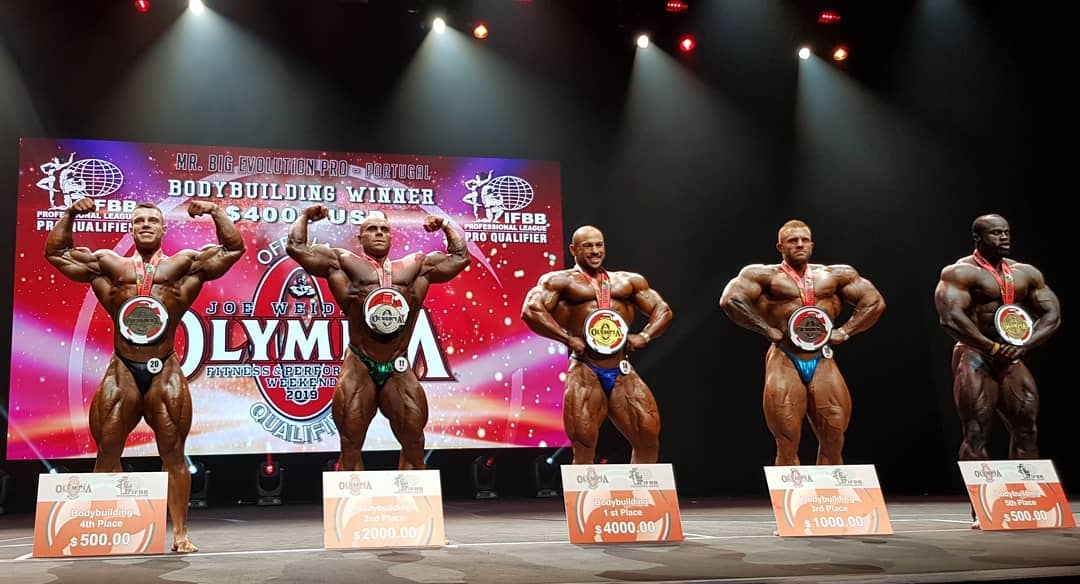 Mr. Big Evolution Pro Portugal 2019