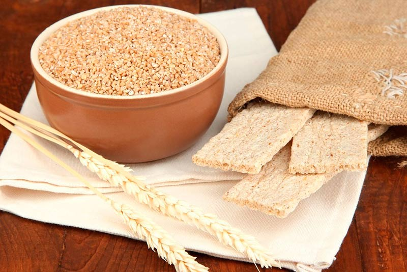 bran with grains