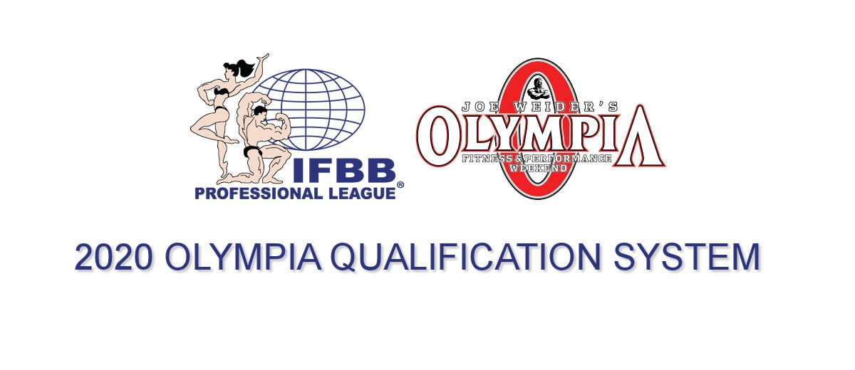 Olympia Qualification System 2020