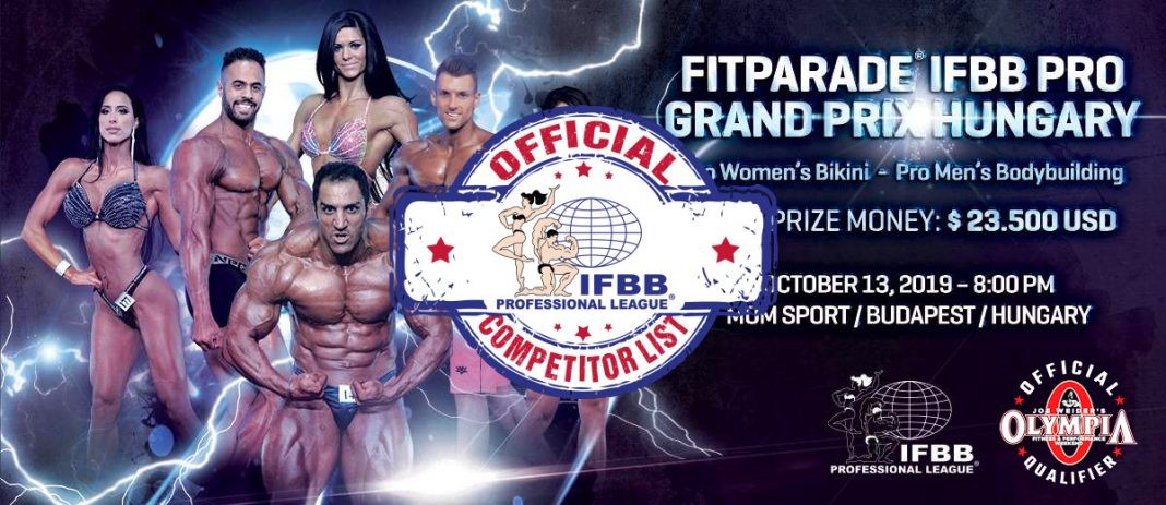 Fitparade Grand Prix Hungary 2019