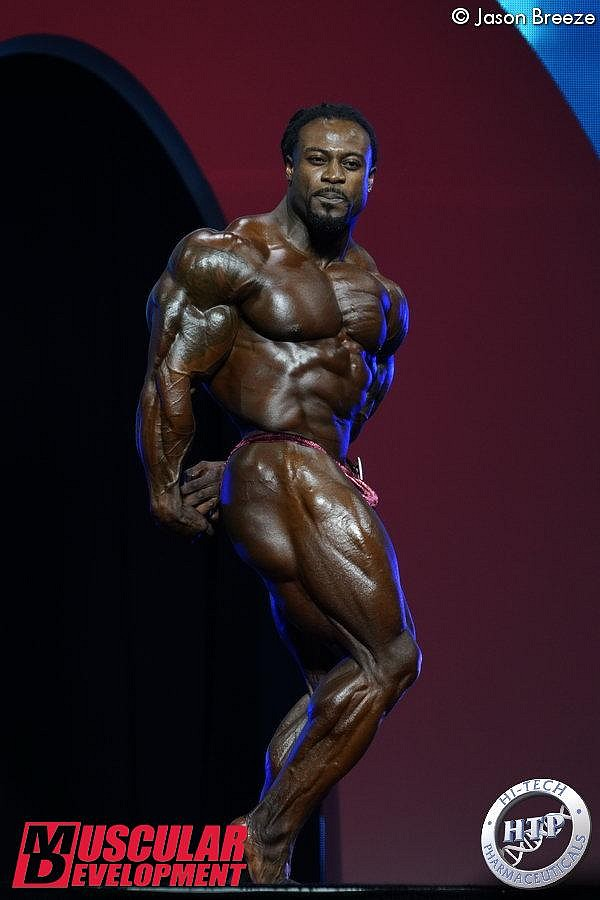 Mr. Olympia 2019 Results