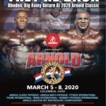 Sean Roden and Big Ramy Come Back and Perform at Arnold Classic USA 2020