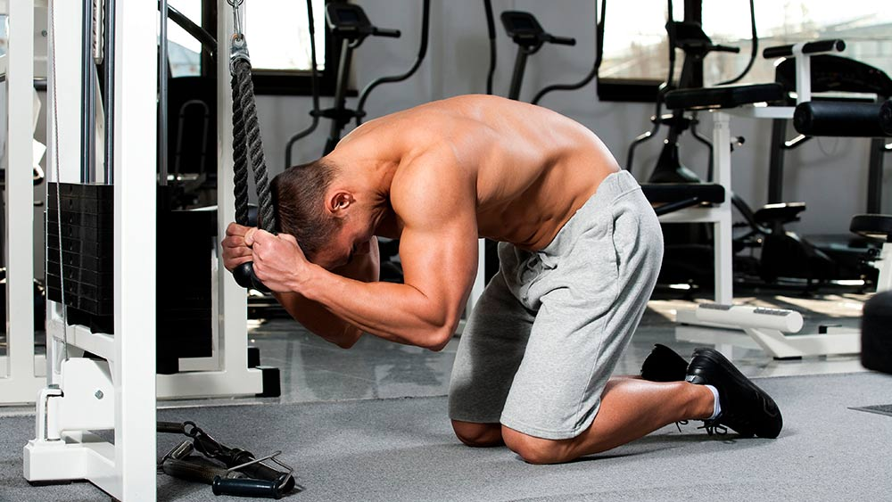 Static muscle load