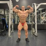 Mutant Nick Walker plans to reach Olympia from his first tournament