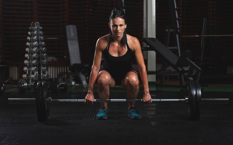 11 rules for girls to gain muscle mass