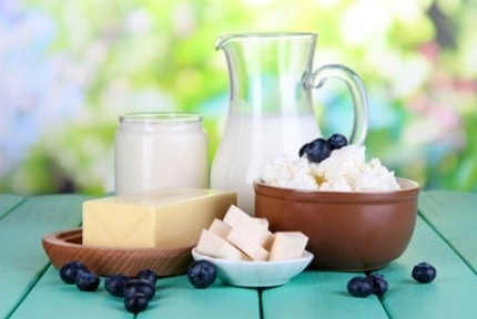 The healthiest food products TOP10