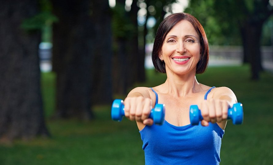 After 45 fitness: exercise for weight loss at home – Eat